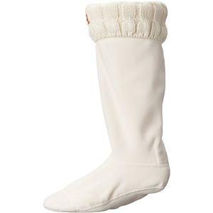 Hunter cable knit socks tall